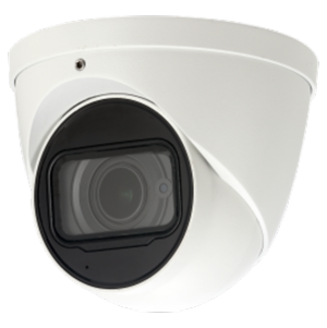 "Cámara Domo X-Security 1080p HDTVI, HDCVI, AHD y CVBS 1/2.8"" CMOS Starlight / 0.004Lux Color"