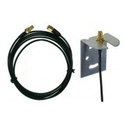 CABLE ANTENA  2M Y SOPORTE PARED PARA PCS250
