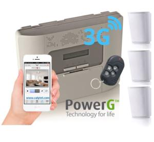 Kit PowerMaster 30 SMART 3G