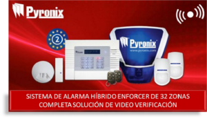 ALARMAS PYRONIX  KITS ENFORCER