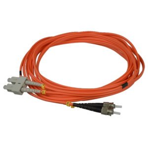 Cable de fibra Duplex Multimodo