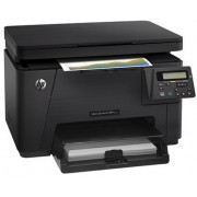 IMPRESORA HP LASER COLOR MULTIFUNCION PRO M176N CF547A RED